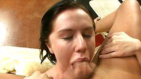 Kelly Klass, Babe, Boobs, Brunette, Deepthroat, Face Fucked
