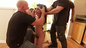 HD Gangbang is always full of endless moans, pleasure and bright orgasms