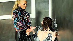 Lesbian Dresses, Blonde, Blowbang, Brunette, Bukkake, Classy