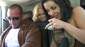 Cfnm, Audition, Bitch, Blonde, Brunette, Car