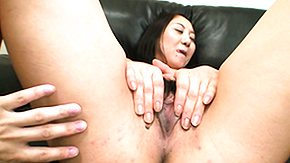 HD Risa tube Attracting Asian girl with seductive heart of hearts Risa has a constricted pussy solicitous be advisable as a result of hardcore beguilement