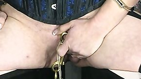 Kimber Day, BDSM, Blonde, Blowjob, Bound, Hogtied