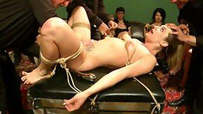 Bondage, Babe, BDSM, Bondage, Bound, Brunette