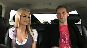Club, Amateur, Babe, Blonde, Boobs, Car