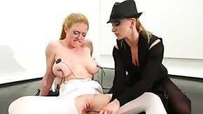 Electro, BDSM, Big Tits, Blonde, Boobs, Crying