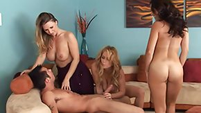 4some, 4some, Big Tits, Blonde, Blowjob, Boobs