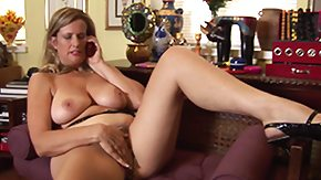 Mature, American, BBW, Big Tits, Blonde, Boobs