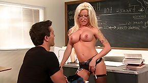 Helly Mae Hellfire, Big Ass, Big Tits, Blonde, Boobs, Classroom