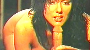 Vintage, Antique, Blowjob, Brunette, Classic, College