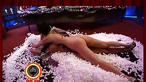 Free Snow HD porn Christmas Time at Playboy Tv