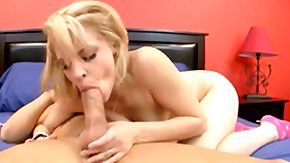 Ally Ann, Babe, Ball Licking, Big Tits, Blonde, Blowbang
