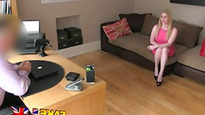 Office Pov, Amateur, Audition, Beauty, Behind The Scenes, Blonde
