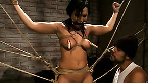 Tied, Babe, BDSM, Blowjob, Bound, Fetish