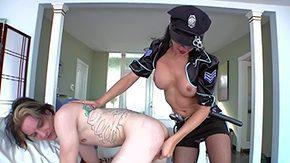Police Girl, Futanari, Ladyboy, Shemale, Shemale Orgy, Tgirl