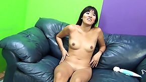 Angelica, Asian, Asian Teen, Blowjob, Cumshot, Female Ejaculation