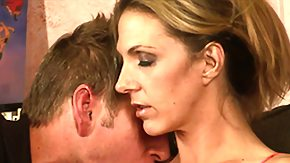 Boyfriend High Definition sex Movies Boyfriend puts the moves on the mom and catches her into bed and eats her out