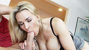 Milf Pussy, Babe, Big Cock, Big Tits, Blonde, Blowjob