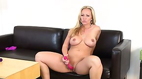 Austin Taylor, Big Ass, Big Tits, Blonde, Boobs, Choking