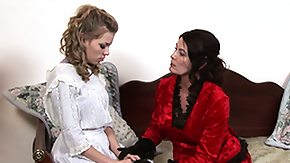 French Lesbian High Definition sex Movies Two gorgeous lesbians sit side by side one time frenching wildly