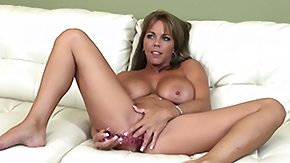 Amber Peach, Big Clit, Big Tits, Blonde, Boobs, Clit