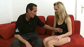 Dad and Girl, Amateur, Big Tits, Blonde, Boobs, Dad and Girl
