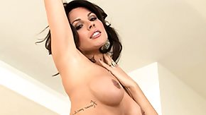 Cougar, Ass, Brunette, Cougar, Masturbation, Tease