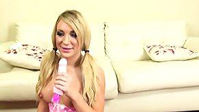Amy Brooks, Anal Toys, Ass, Big Ass, Big Tits, Blonde