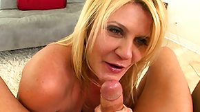 HD Ginger Lynn Sex Tube Ginger Lynn takes his willy in her face hole while fondling her tits