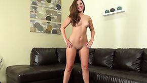 Cali Hayes, Brunette, Colombian, Grinding, Masturbation, Sofa