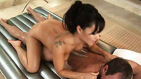 Oil Massage, Asian, Asian Mature, Blowjob, Hardcore, Jerking