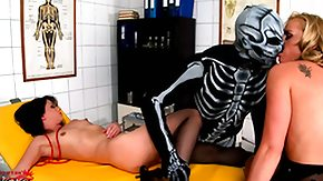 Doctor, 3some, Blonde, Costume, Czech, Doctor