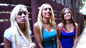 Kaci Starr, 3some, Amateur, Babe, Blonde, Blowjob