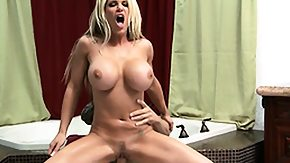 Rubbing, Big Cock, Big Tits, Blonde, Blowjob, Boobs