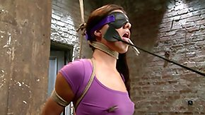 Blindfolded, Bar, BDSM, Beauty, Big Nipples, Bitch