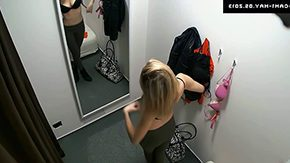 Bra Shop Changes HD porn tube VOYEUR 2 security cams in changing room We have 2 cameras hidden cabins of underclothing shop Gratifying Czech cuties fitting on bras pants ardent