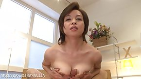 Japanese Granny, Asian, Asian Granny, Asian Mature, Big Ass, Brunette