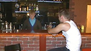 Champagne, 18 19 Teens, 4some, Bar, Barely Legal, Blowjob
