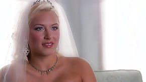 HD You've got to see as simple wedding turns into a merciless fucking action